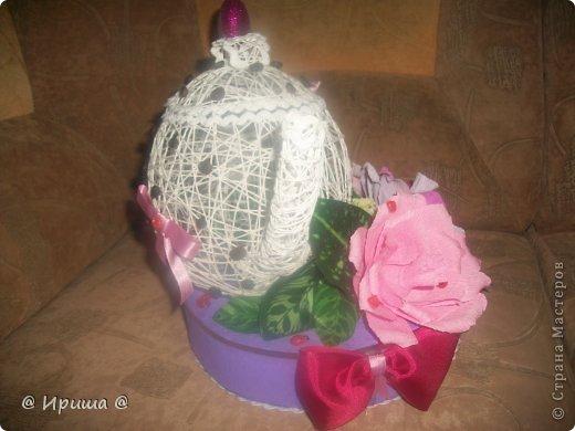 Сделала в подарочек своей подружке на день Святого Валентина... Думаю,что она обрадуется такому чуду)))) фото 3