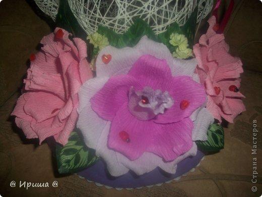 Сделала в подарочек своей подружке на день Святого Валентина... Думаю,что она обрадуется такому чуду)))) фото 2