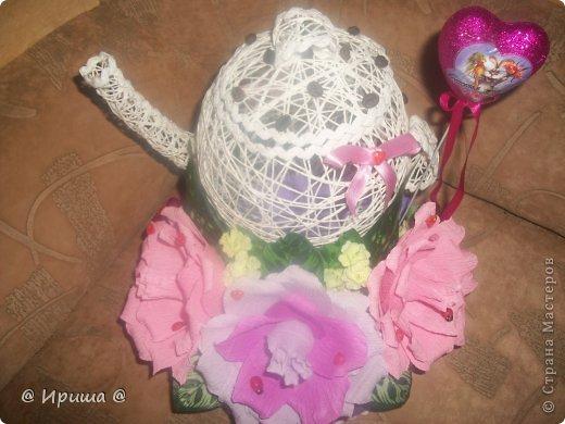 Сделала в подарочек своей подружке на день Святого Валентина... Думаю,что она обрадуется такому чуду)))) фото 5