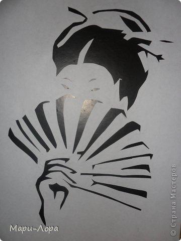 Картина панно рисунок Вырезание Мои вырезалочки - повторюшки Бумага Картон фото 2