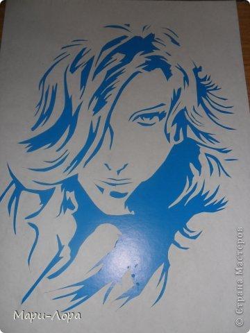 Картина панно рисунок Вырезание Мои вырезалочки - повторюшки Бумага Картон фото 3