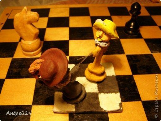 Шахматы фото 2