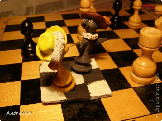 Шахматы фото 3
