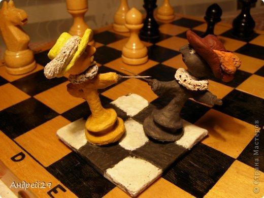 Шахматы фото 1