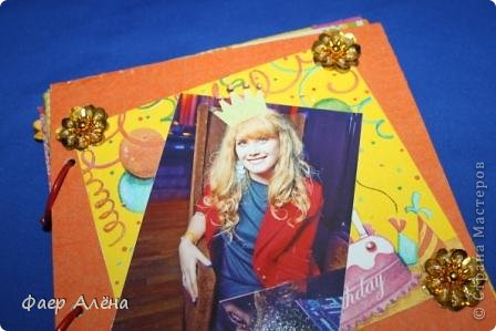 Моей лучшей подруге Ксюше 25 января исполнилось 24 года. И так как она человек эмоциональный и сентиментальный, я задумала сделать ей в подарок на день рождение альбом с нашими фото и частичками воспоминаний. Частичками воспоминаний я называю скопленные годами билеты из кинотеатров, мюзиклов, других культурных мероприятий, так же записочки, браслеты из клубов и прочее. фото 10