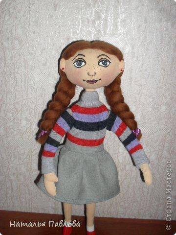 кукла Саша фото 1