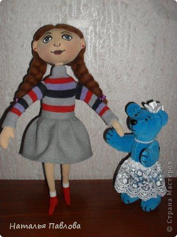 кукла Саша фото 3