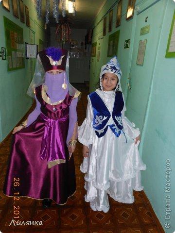 костюм шамаханская царица фото