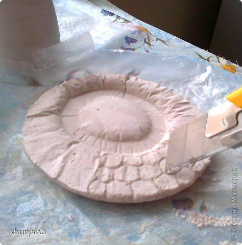 Сказочный гриб-домик фото 14