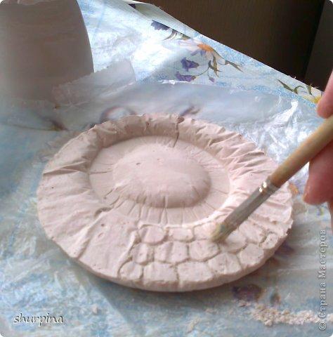 Сказочный гриб-домик фото 15