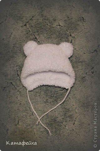 Гардероб День рождения Вязание спицами шапочка для новорожденного Пряжа