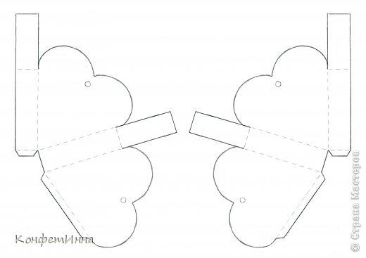 Как сделать красивую валентинку из бумаги своими руками