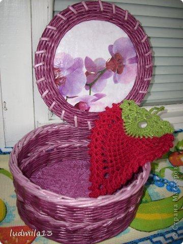 Вязание крючком Плетение