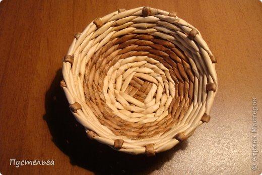 Поделка изделие Плетение Черепашка и снегирь Бумага газетная фото 14