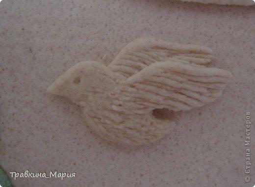 Поделка изделие Валентинов день Лепка Рыбка-Любовь Тесто соленое фото 6