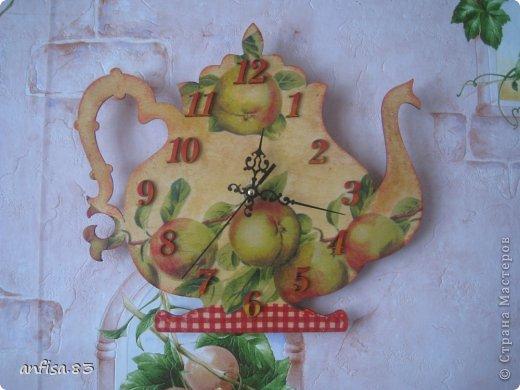 Часы настенные фото 14