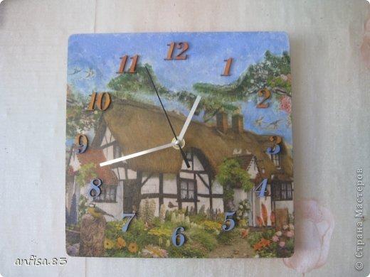 Часы настенные фото 15