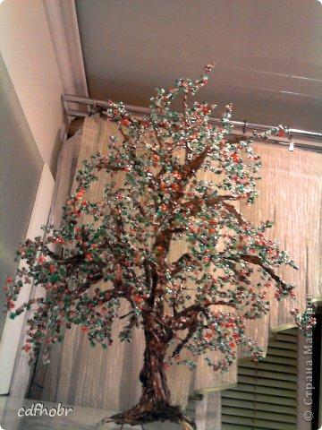 Автор: Admin Дата: 01.11.2013 Описание: Апельсиновое дерево из бисера (Мастер-класс, Бисероплетение).