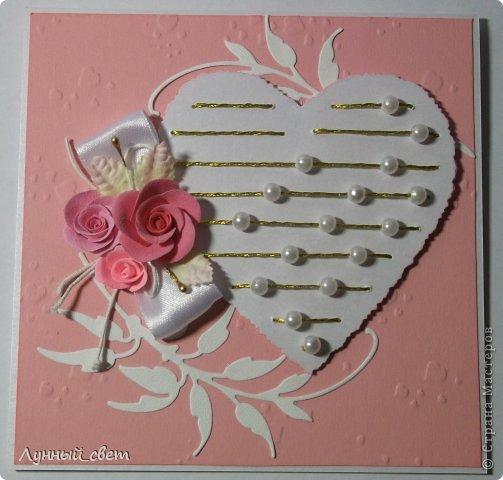 Пожелания, открытки скрапбукинг на годовщину свадьбы 1 год