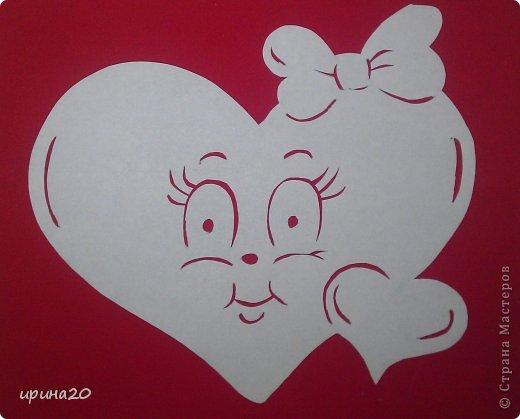 Валентинов день Вырезание К Дню святого Валентина 2 Бумага фото 2