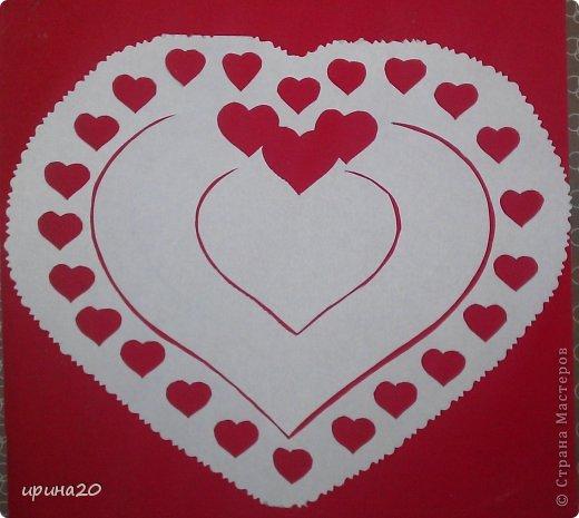 Валентинов день Вырезание К Дню святого Валентина 2 Бумага фото 4