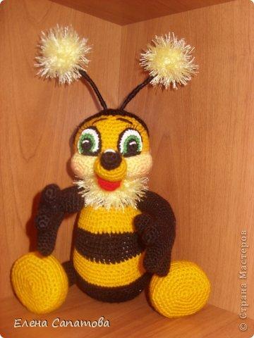 Как связать крылья пчелки своими руками 67