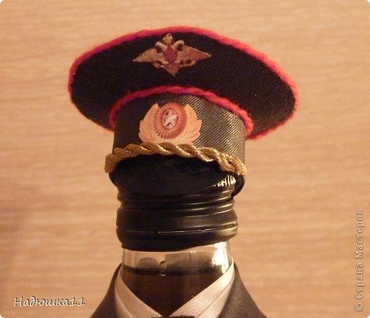 Как сделать фуражку военного