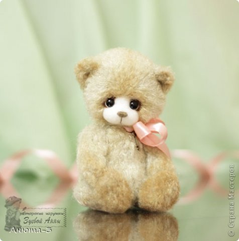 Медвежонок Венни фото 2