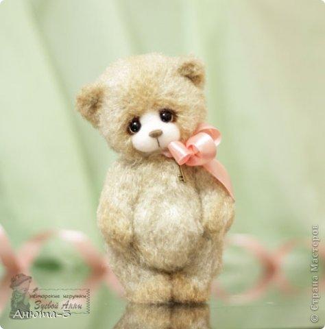 Медвежонок Венни фото 3