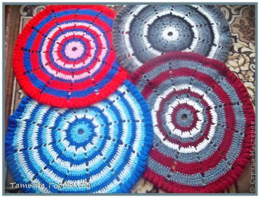 от Голубки Вязание крючком