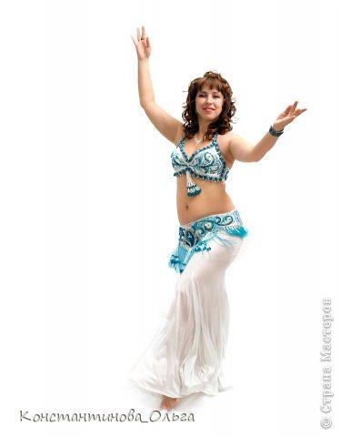 Мастер класс по пошиву платья для восточных танцев