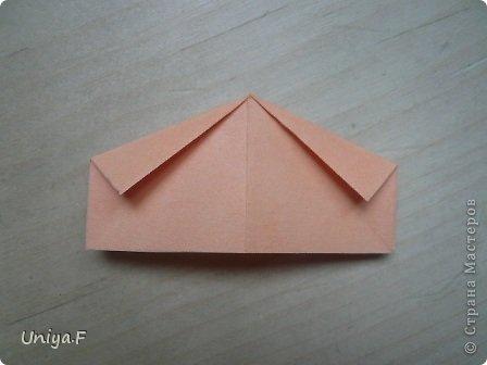 Привет друзьям!  Кусудама, про которую я решилась вам напомнить, была придумана год назад. И в силу определенных обстоятельств туториал на нее был размещен в All-origami. И, к большому сожалению, про кусудаму забыли. А она, честное слово, очень красивая. Ее можно сравнить с Монблосс и Азалией Татьяны Высочиной. Такая же цветочная и воздушная.  Поэтому, зная, что вы сейчас готовите весенние подарки, я решила выложить в СМ повторный МК. Буду рада, если он вам пригодится.  Name: Wild Rose Designer: Uniya Filonova Parts: 30 + 60 Paper: 6,5*6,5 + 8,5*8,5 Final height: 12 сm Assembled without glue.  модель принимала участие во флешмобе http://stranamasterov.ru/node/547199?tid=2168%2C850 фото 30