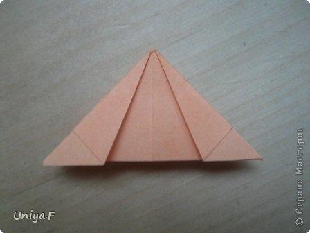 Привет друзьям!  Кусудама, про которую я решилась вам напомнить, была придумана год назад. И в силу определенных обстоятельств туториал на нее был размещен в All-origami. И, к большому сожалению, про кусудаму забыли. А она, честное слово, очень красивая. Ее можно сравнить с Монблосс и Азалией Татьяны Высочиной. Такая же цветочная и воздушная.  Поэтому, зная, что вы сейчас готовите весенние подарки, я решила выложить в СМ повторный МК. Буду рада, если он вам пригодится.  Name: Wild Rose Designer: Uniya Filonova Parts: 30 + 60 Paper: 6,5*6,5 + 8,5*8,5 Final height: 12 сm Assembled without glue.  модель принимала участие во флешмобе http://stranamasterov.ru/node/547199?tid=2168%2C850 фото 32