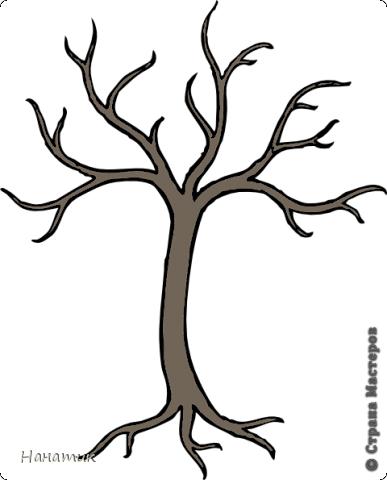 Грибы из дерева своими руками