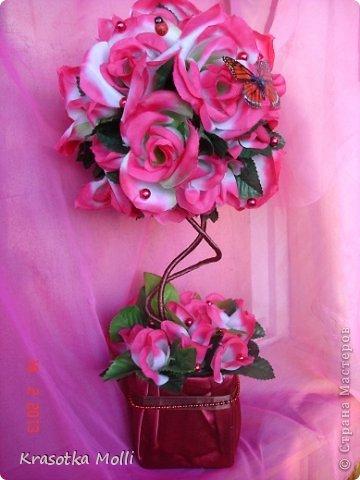 утилизация старых искусственных цветов)