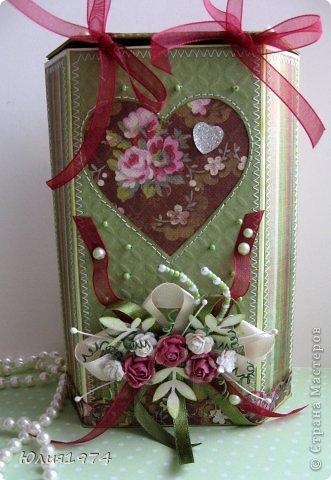 Подарочные коробки  с конфетами для самых обаятельных и милых женщин. фото 8