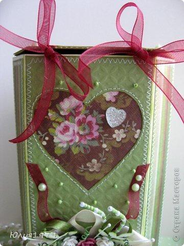 Подарочные коробки  с конфетами для самых обаятельных и милых женщин. фото 9