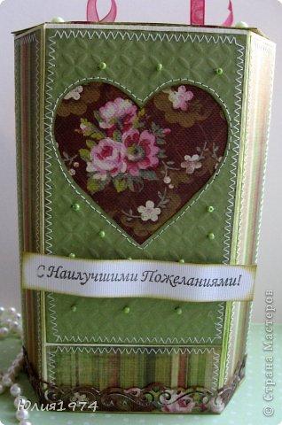 Подарочные коробки  с конфетами для самых обаятельных и милых женщин. фото 12