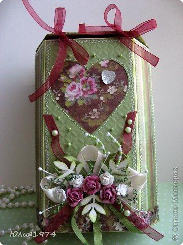 Подарочные коробки  с конфетами для самых обаятельных и милых женщин. фото 15