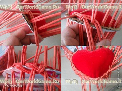 Шкатулка для швейных принадлежностей в виде сердца - оригинальный подарок на день Валентина и 8 марта. Сюрприз для рукодельницы фото 17