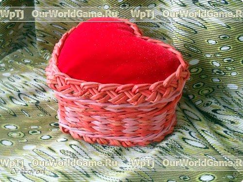Шкатулка для швейных принадлежностей в виде сердца - оригинальный подарок на день Валентина и 8 марта. Сюрприз для рукодельницы фото 22
