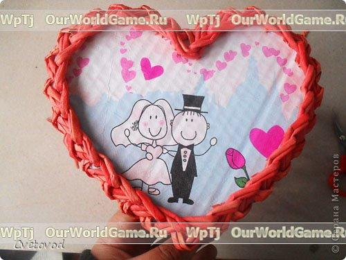 Шкатулка для швейных принадлежностей в виде сердца - оригинальный подарок на день Валентина и 8 марта. Сюрприз для рукодельницы фото 9