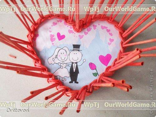 Шкатулка для швейных принадлежностей в виде сердца - оригинальный подарок на день Валентина и 8 марта. Сюрприз для рукодельницы фото 10