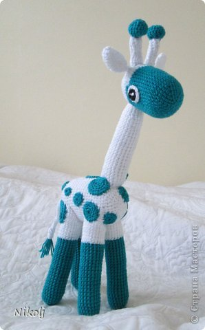 Чудо Жираф