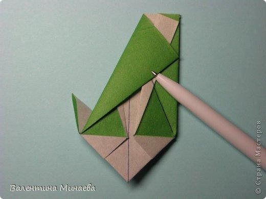 Кусудама Shalimar автор - Валентина Минаева (Valentina Minayeva) модули асимметричные, 60 штук соотношение 3,5 : 4 размер бумаги 5,0 х 6,0 см, итог - 10 см сборка с клеем (в пятерках модулей)  Инна, спасибо за название!  Вот здесь уже есть видео: http://www.youtube.com/watch?v=XCYXM-NuSUU&feature=youtu.be  фото 27