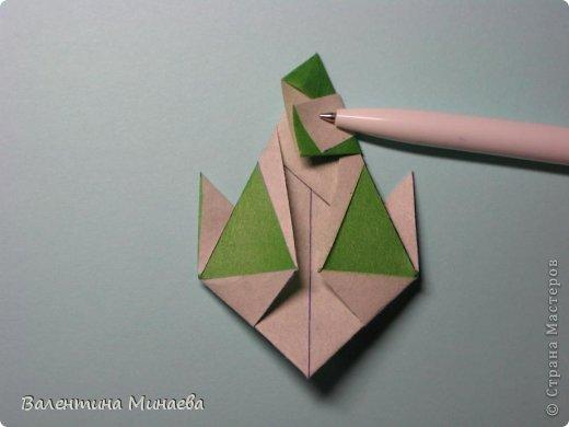 Кусудама Shalimar автор - Валентина Минаева (Valentina Minayeva) модули асимметричные, 60 штук соотношение 3,5 : 4 размер бумаги 5,0 х 6,0 см, итог - 10 см сборка с клеем (в пятерках модулей)  Инна, спасибо за название!  Вот здесь уже есть видео: http://www.youtube.com/watch?v=XCYXM-NuSUU&feature=youtu.be  фото 33