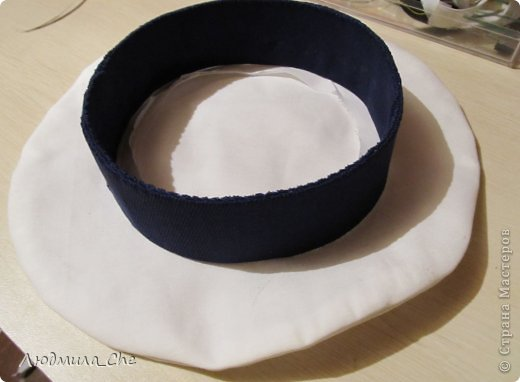 Как сделать фуражку моряка из бумаги своими руками