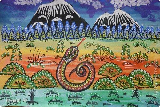 Змейка  фото 1