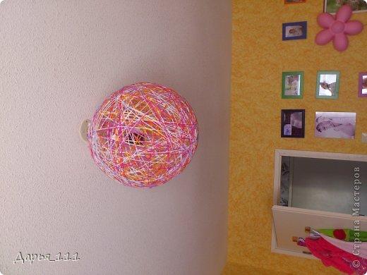 Решила украсить детскую. И мне так нравятся эти шары:-) фото 1