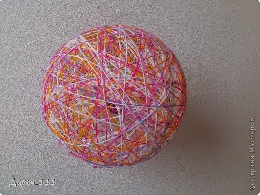 Решила украсить детскую. И мне так нравятся эти шары:-) фото 2